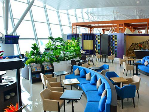 Song Hong Business Lounge, Hanoi Noi Bai Intl, Vietnam