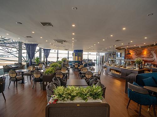 Song Hong Premium Lounge, Hanoi Noi Bai Intl, Vietnam