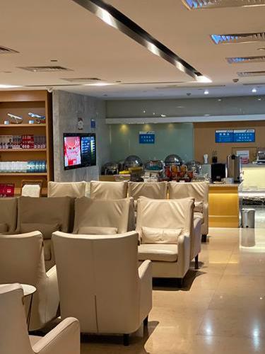 China Southern First/Business Class Lounge_Hangzhou_China