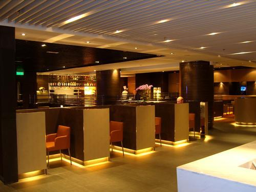 Plaza Premium Lounge - Hong Kong Chek Lap Kok International