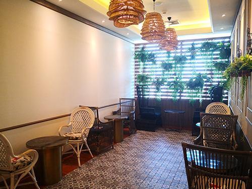 Bangkok Airways Blue Ribbon Lounge_Phuket Intl_Thailand
