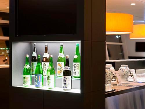 ANA Lounge_Tokyo Haneda Intl_Japan