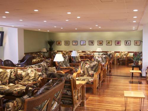 IASS Hawaii Lounge