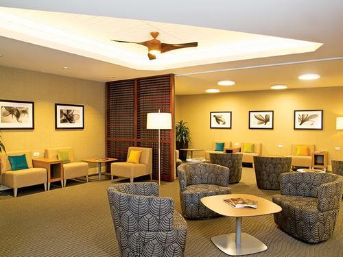 The Plumeria Lounge