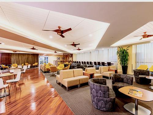 The Plumeria Lounge, Honolulu HI International, USA