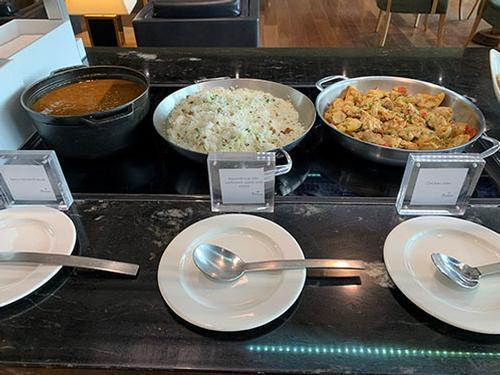 Turkish Airlines Lounge Washington, Washington DC Dulles Intl, USA
