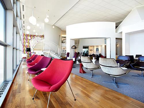 Virgin Atlantic Clubhouse, Washington DC Dulles Intl, USA
