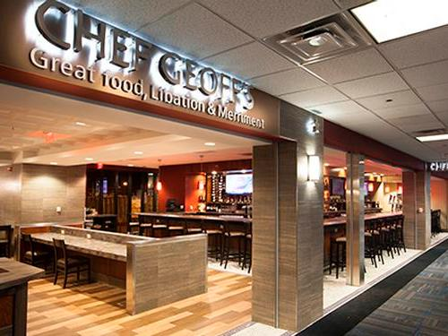 Chef Geoff's, Washington DC Dulles Intl, USA