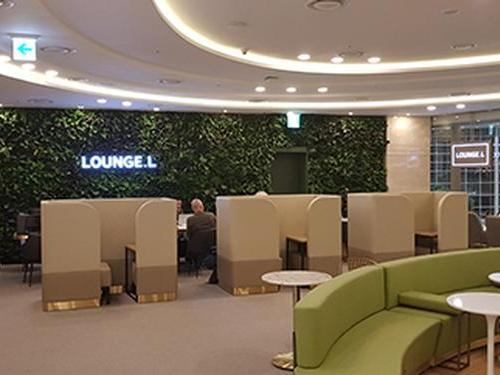 Lounge L, Seoul Incheon International, South Korea