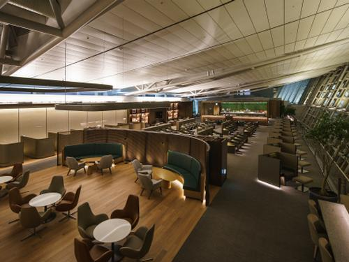 Asiana Business Lounge, Seoul Incheon Intl, South Korea