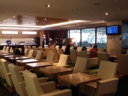 Sky Hub Lounge