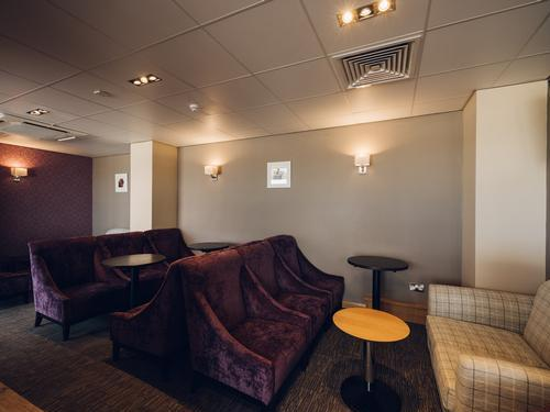 Servisair Highland Lounge, Inverness Dalcross