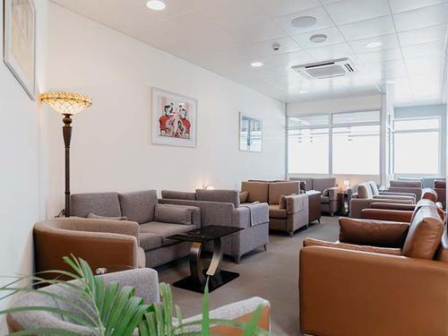 The Executive Lounge Jersey Airport