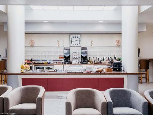 British Airways Terrace Lounge, Jersey
