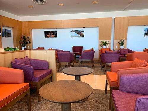 Air India Maharaja Lounge_New York NY JFK Intl_USA