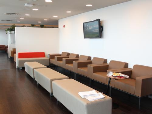Wingtips Lounge, New York JFK International