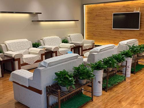 First Class Lounge_Jiayuguan_China