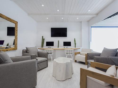 Goldair Handling CIP Lounge, Mykonos