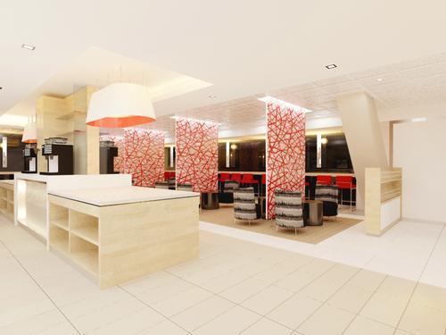 Bidvest Sky Lounge, Johannesburg O.R. Tambo Intl