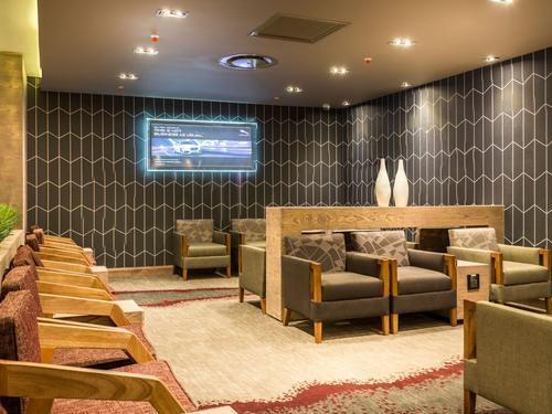 Bidair Services Lounge, Johannesburg