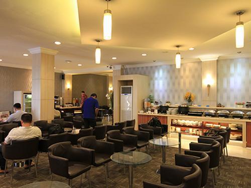 Concordia Lounge, Yogyakarta Adisutjipto International, Indonesia