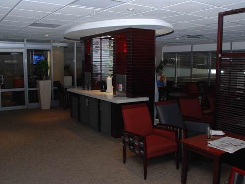 Aeropuerto Internacional de Johannesburg O.R. Tambo JNB Terminal internacional A