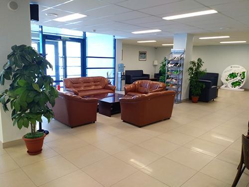 Business Lounge, Kemerovo International, Russia