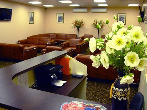 Business Lounge 'Mayak'