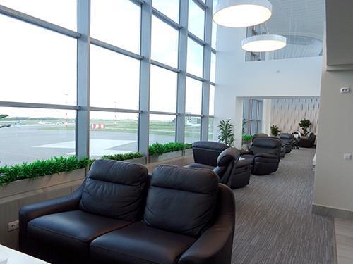Business Lounge Dune_Kaliningrad Khrabrovo_Russia