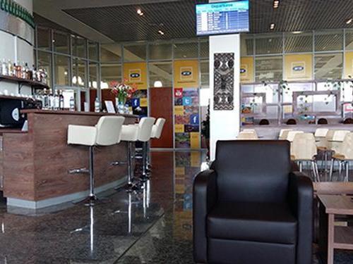 Pearl Lounge, Kigali International, Rwanda