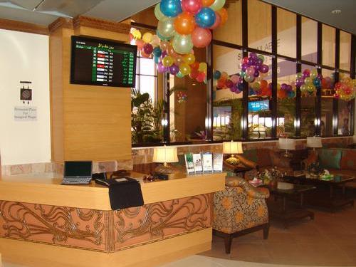 CIP Lounge, Karachi Jinnah Int, Jinnah Terminal Complex