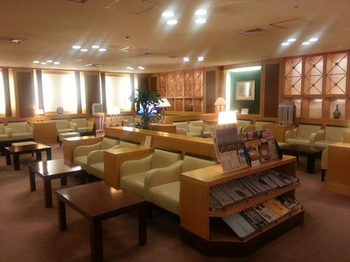Kal Business Class Lounge, Osaka Kansai North Terminal