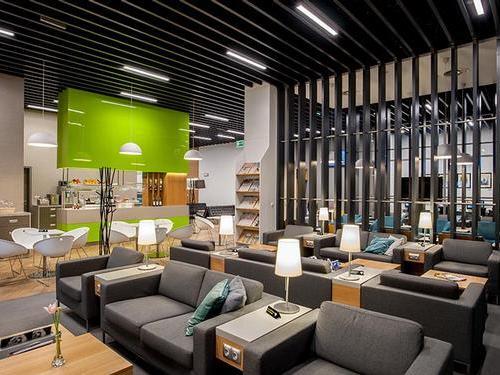 Business Lounge Schengen