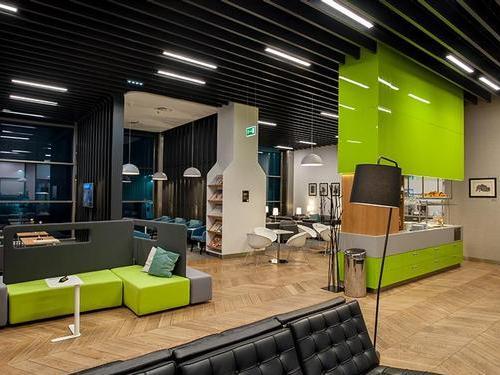 Business Lounge Schengen, Krakow John Paul II Balice