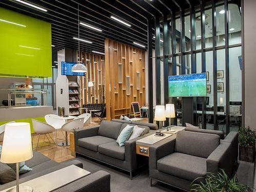 Business Lounge Non- Schengen, Krakow John Paul II Balice