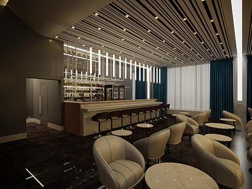 Domestic Business Lounge, Krasnodar International_Russia