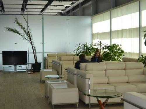 International Business Lounge, Krasnodar International