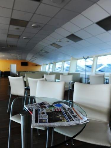 Airport Lounge, Kosice International
