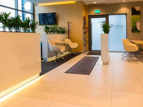 Business Lounge, Katowice Pyrzowice International