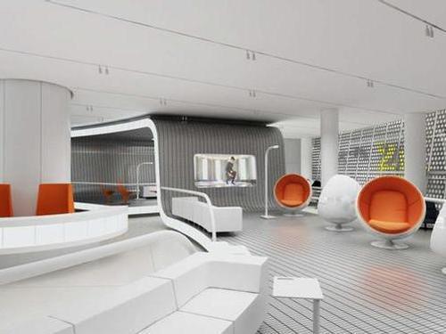 Business Lounge, Samara Kurumoch, Russia