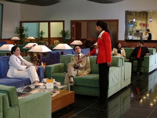 Pearl Lounge, Kuwait International Airport