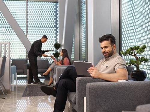 Pearl Lounge-Kuwait Intl-Kuwait