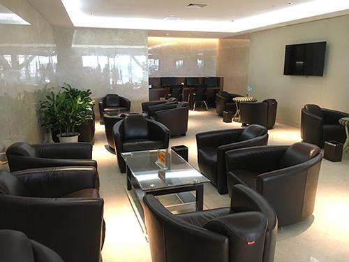 First & Business Class Lounge, Guilin Liangjiang Intl, China