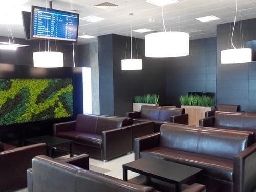 VIP Lounge, Kazan International