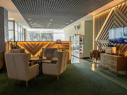 Business Lounge, Kazan International_Russia
