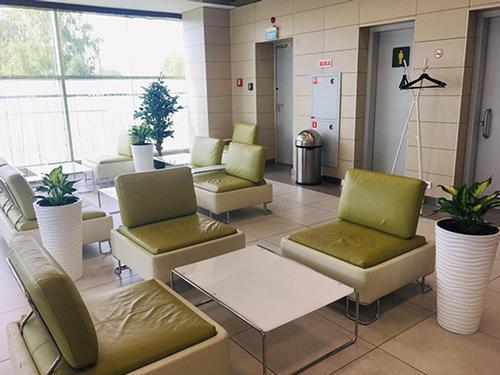 Sky Lounge_Kazan Intl_Russia