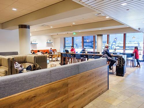 Alaska Lounge_Los Angeles CA - LAX Intl-USA