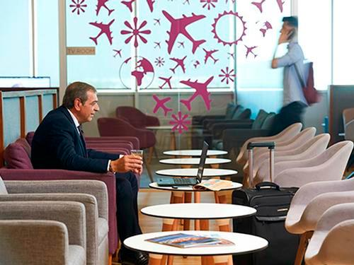 Aspire Aphrodite Lounge_Larnaca Intl_Cyprus