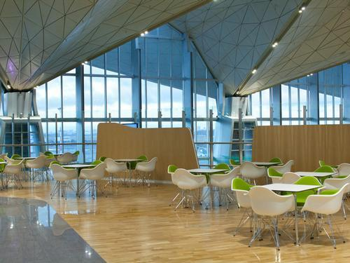 Business Lounge, St. Petersburg Pulkovo