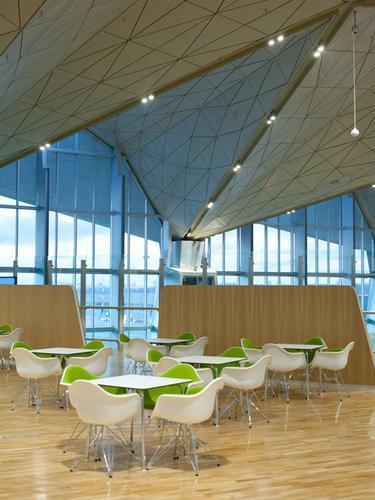 Business Lounge, St. Petersburg Pulkovo